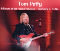 Tom Petty - San Francisco 1997 (3 CD's)