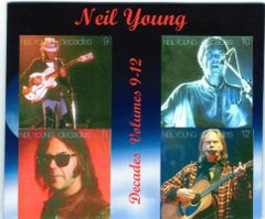 Neil Young - Decades Volumes 9-12 (4 CD's)