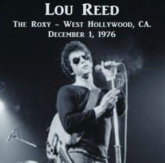 Lou Reed - W. Hollywood 1976 (CD, SBD)