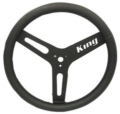 KING RACING PRODUCTS Steering Wheel Alum Big, KRP1460