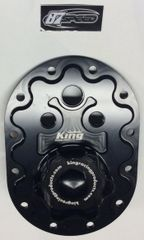 KING RACING PRODUCTS Billet Top Plate With Twist In Cap And Roll Over Vent, KRP1998
