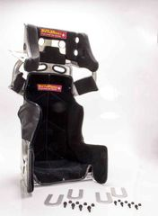 BUTLERBUILT, Sprint Advantage Slideways Seat, Plain or Flat Black