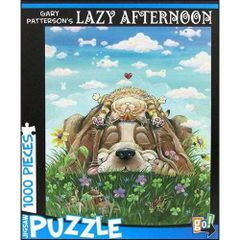 Lazy Afternoon Puzzle