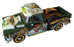 Collector Series Die-cast Green Bay Packers Fan Pickup