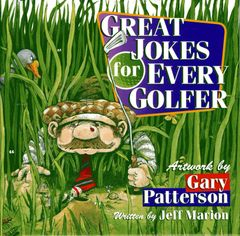 """Great Jokes for Every Golfer"" Gift Book"