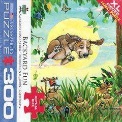 Backyard Fun Dog Puzzle