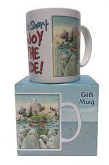 Enjoy The Ride Fishing Mug