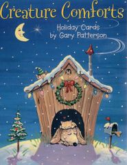 Creature Comforts Holiday Card Assortment