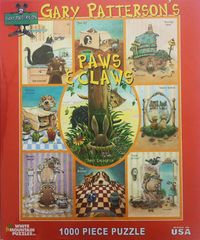 Paws & Claws Puzzle