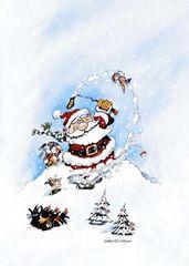 Full Swing Christmas Cards