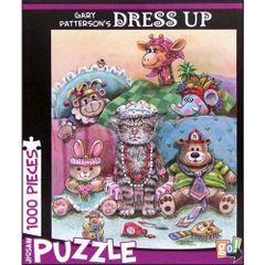 Dress Up Cat Puzzle