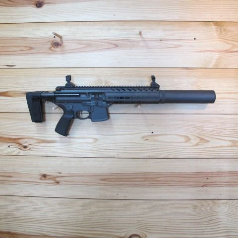 Sig MPX-K Pistol