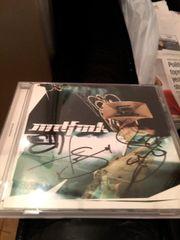 """MDFMK - """"MDFMK"""" *signed!* CD original pressing 2000"""