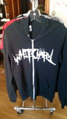 WHITECHAPEL hoodie SMALL black raided from Kodie Testa of Narrow Hearts