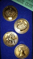 *Rare* Lutheran Hospital Bicentennial Medallion Set, 1 of 200