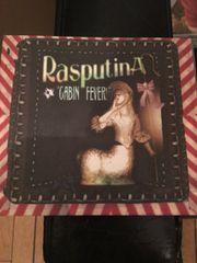 "RASPUTINA - ""Cabin Fever!"" CD, rare first pressing, cardboard digipak"