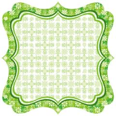 Best Creation Celtic Border Die Cut (St. Patrick's Collection)