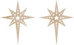 KaiserCraft Wooden Flourishes Christmas Star