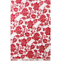 Kanban Crafts Tudor Red (Textile Collection)
