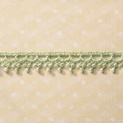 Webster's Pages 1/2 Inch Soft Green Fringe Trim (In Love Collection)