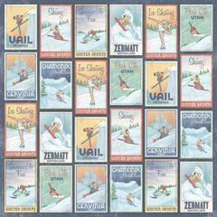 Karen Foster Winter Destinations (Winter Sports Collection)
