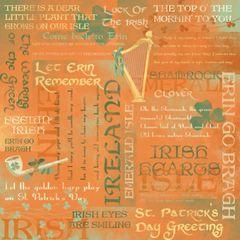Karen Foster Irish Pride Collage (St. Patrick's Day Collection)