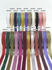 May Arts Ribbon 5/8 Inch Iridescent Taffeta Ribbon