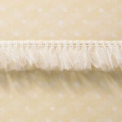 Webster's Pages 1 Inch White Tutu Trim (In Love Collection)
