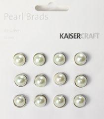 KaiserCraft Pearl Brads