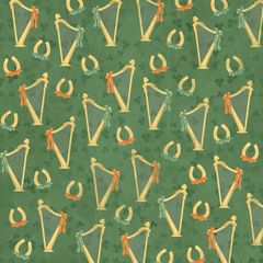 Karen Foster Harps & Horseshoes (St. Patrick's Day Collection)