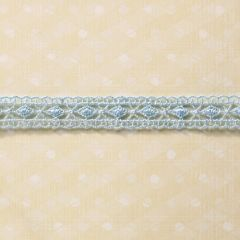 Webster's Pages 1/2 Inch Blue Bliss Trim (Palm Beach Collection)