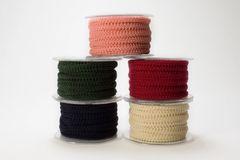 May Arts Ribbon 1/4 Inch Ringlet Trim
