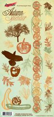 Moxxie Shades of Autumn Icon Cardstock Stickers (Shades of Autumn Collection)
