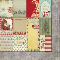 Fancy Pants Cards (Saint Nick Collection)