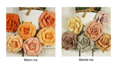 Prima Flowers Mulberry Paper (Winter Rose Collection)