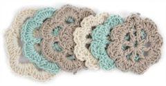 KaiserCraft Mini Crochet Doilie