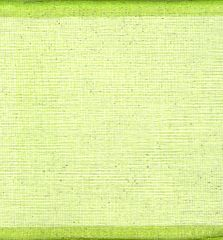 Kirkland Ribbon 1.5 Inch Lime Green Sheer Wired Edge Ribbon