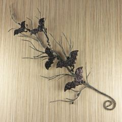 Prima Flowers Vine Embellishments Bat Vine (Trick or Treats Collection)