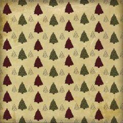 Karen Foster Little Trees (Christmas Collection)