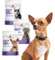 CALM AND QUIET TREAT SUPPLEMENTS