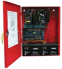 MRP-NPB10A-S SECUTRON NAC Power Booster w/Synch Built-in,10 Amp @ 24VDC, 2 Inputs & 4 Class B or 2 Class A Outputs