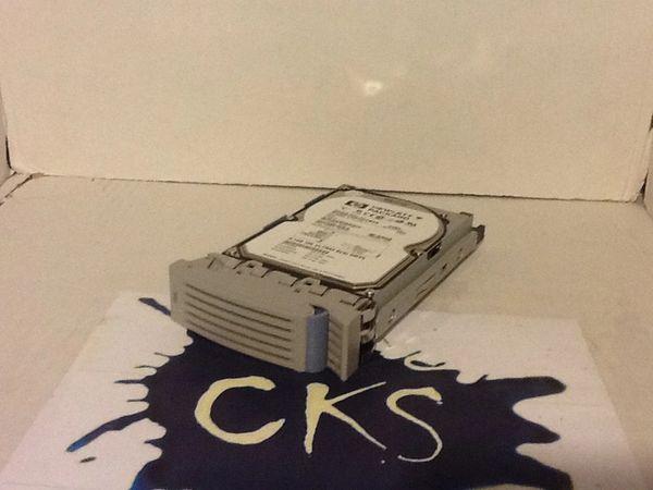 Hp 9 2gb Scsi Drive P1168a P1168 60000 P1168 63001 P1168