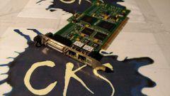 HP A5838-60001 Dual Port SCSI Dual 100BaseT LAN PCI Card (Refurbished) S21