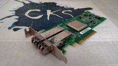 S27 SUN MICROSYSTEMS 1* 371-4325-02, QLOGIC QLE2562-SUN PCI-E 8GB DUAL FIBER HBA ADAPTER CARD WITH 2*X SFP 2 FTLF8528P2BCV-QL
