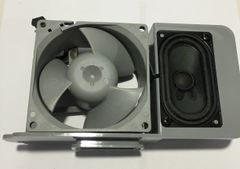 APPLE PowerMac G5 Fan and speaker 4518Y assembly EFB0812HHE Apple Part# 922-7027 (Refurbished)