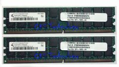 ( Sold Out! ) X4226A-Z, 2 × 371-1920,2GB DDR2-667 DIMM RoHS:YL Sun MicroSystems (Refurbished)