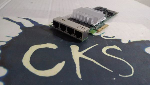 Sun Microsystems Oracle 375 3481 Pci Express Quad