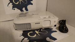 (Sold Out) Epson EX31 Model H309A, 552 LAMP HOURS,POWER CORD PROJECTOR HAS NO REMOTE PROJECTOR SHIPS WITH POWER CORD ONLY