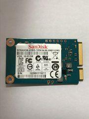 16GB SSD SanDisk SDSA5DK-016G mSATA SATA-II Mini PCIe PCI-express Solid-State Drive SDSA5DK-016G-1004 54-90-20801-016G