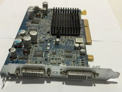 ( Sold Out ! ) Apple PowerMac G5 128MB VIDEO CARD 630-6630 603-5720 ATI 9600 XT DUAL DVI PN: 102A1360512 000002 (Refurbished)